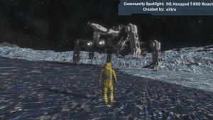 Space Engineers - Update 01.097 video thumbnail