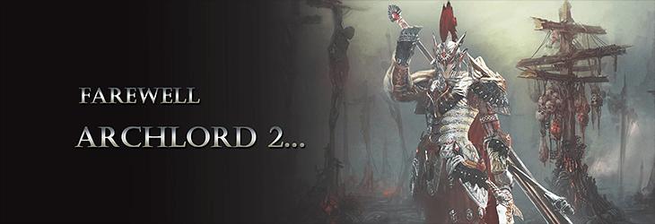 Archlord 2 Shutting Down in November news header