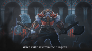Dungeon Legends Trailer iOS Trailer thumbnail