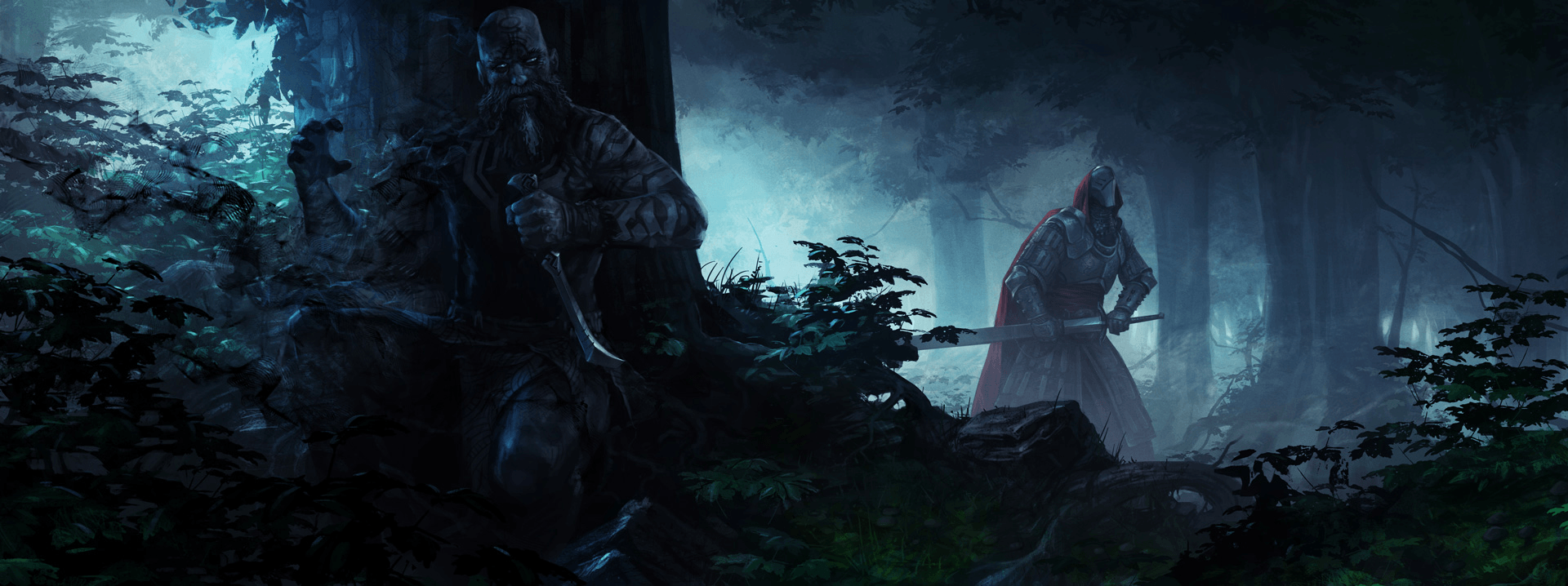 Shadows Expansion for Endless Legend Available Today news header