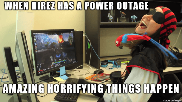 Hirez Lights Out Pirates Out
