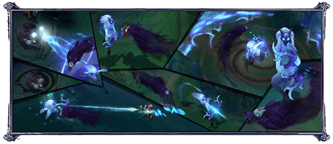 Kindred League of Legends Screens