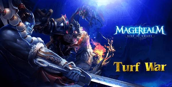 Magerealm Reveals Turf War Feature news header