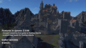 Medieval Engineers - Update 02.036 video thumbnail