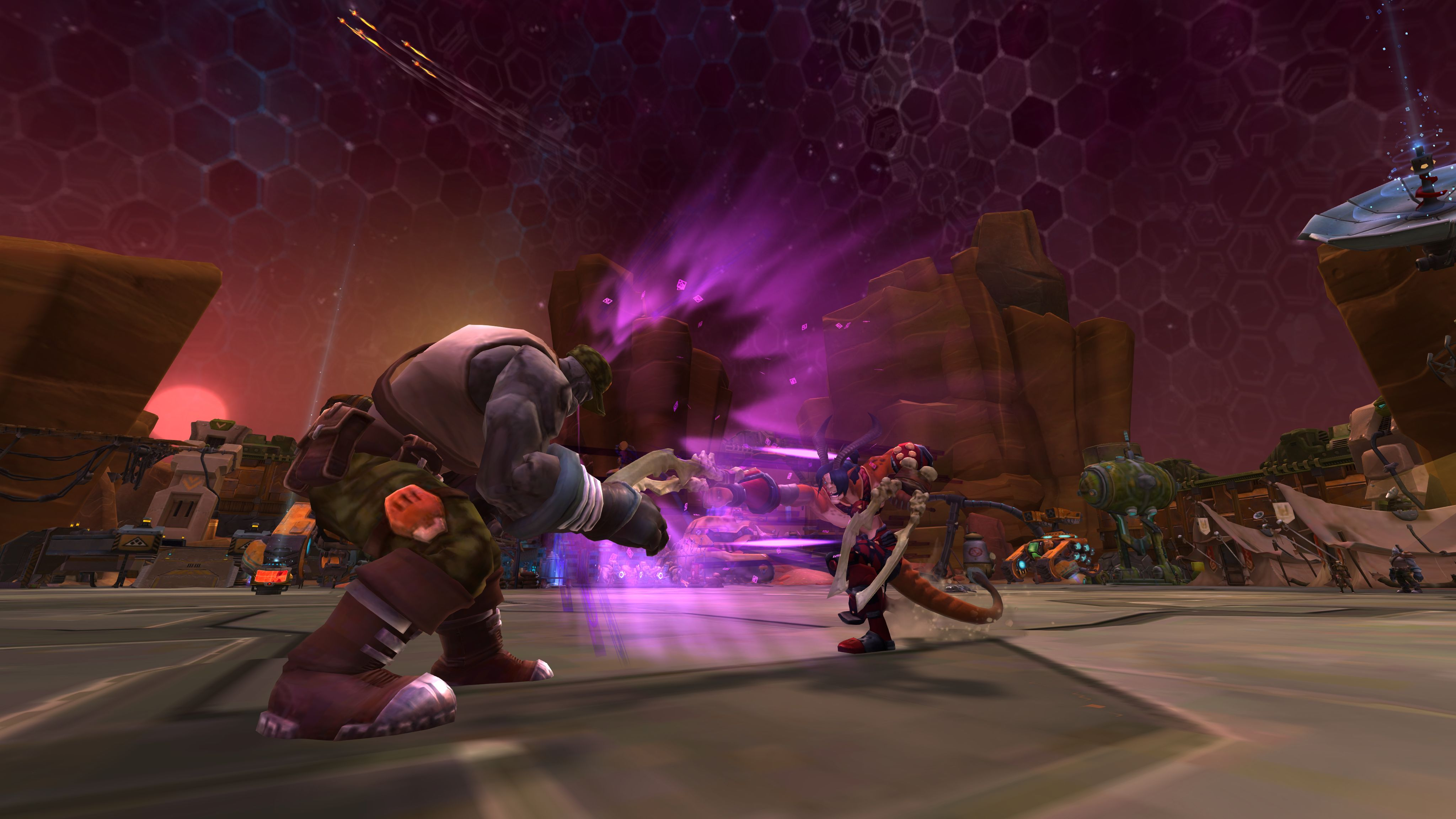 WildStar Reloaded PAX Feature