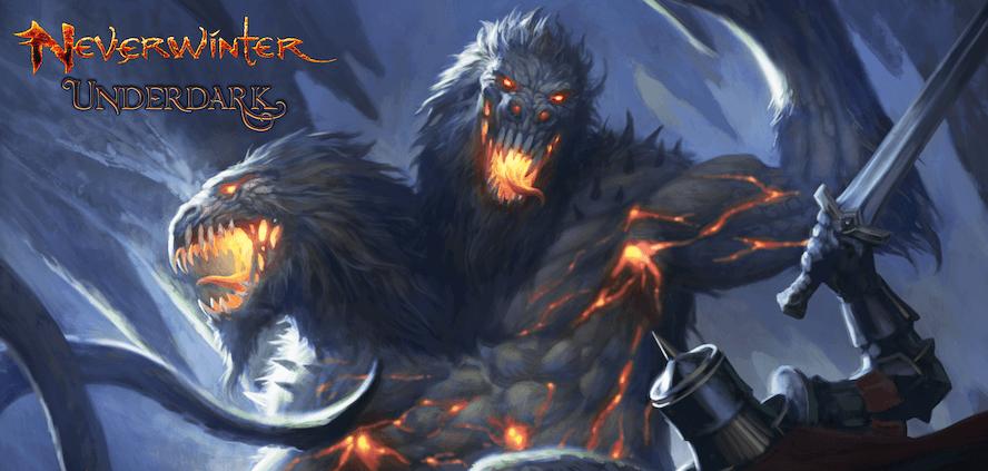 Neverwinter: Underdark Coming Fall 2015 news header