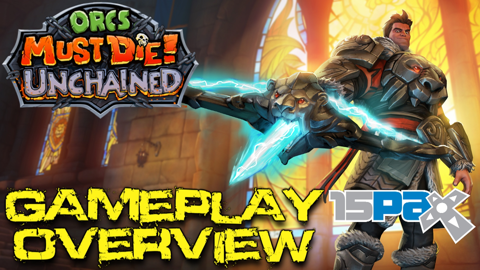 Orcs Must Die Unchained - PAX Gameplay Overview