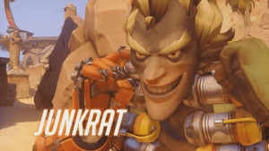 Overwatch: Roadhog and Junkrat Hero Reveal video thumbnail