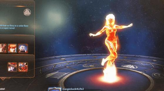 SMITE Reveals Sol as Next Norse Goddess