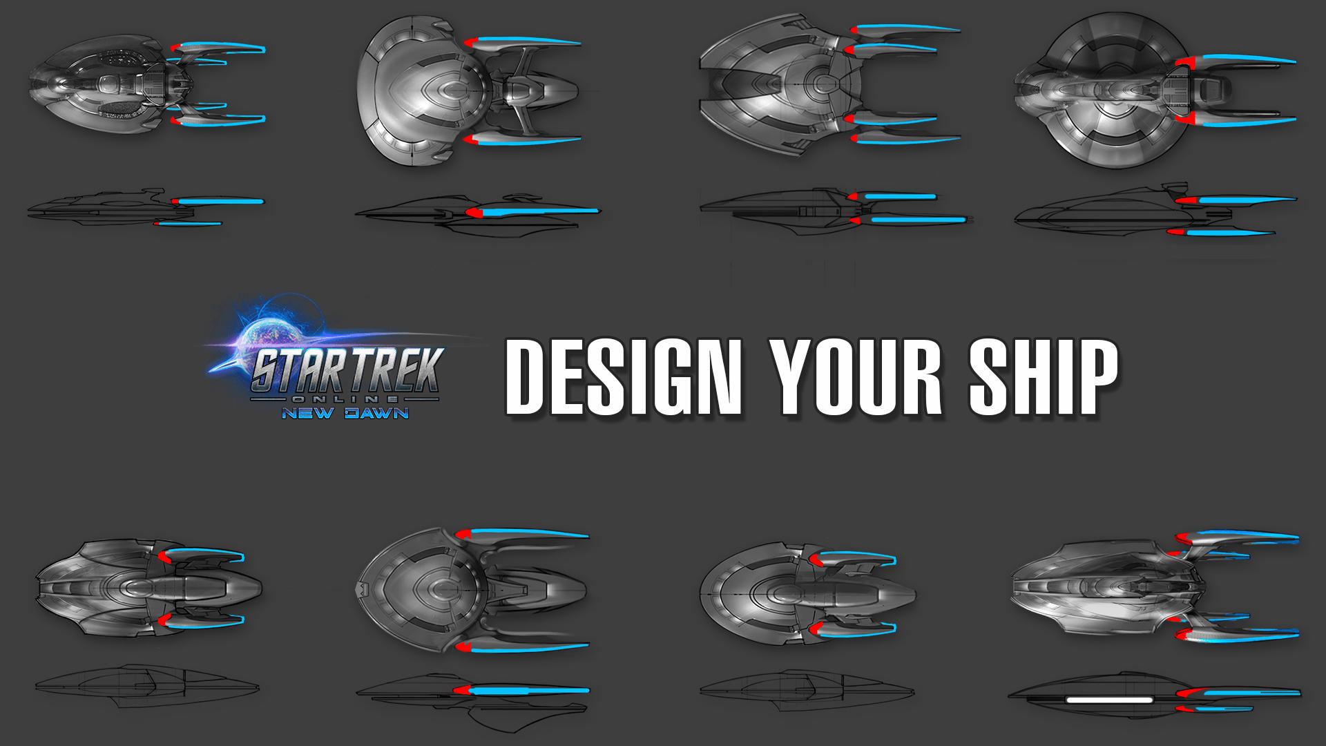 Voting for Star Trek Online: Design Your Ship Begins Tomorrow news header