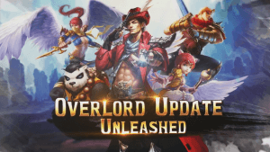 Taichi Panda: Overlord Update Trailer thumbnail