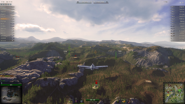 World of Warplanes Launch Review Main Image
