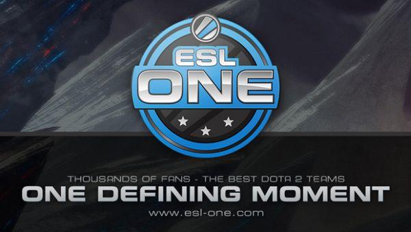 ESL One Frankfurt 2014 Banner Logo