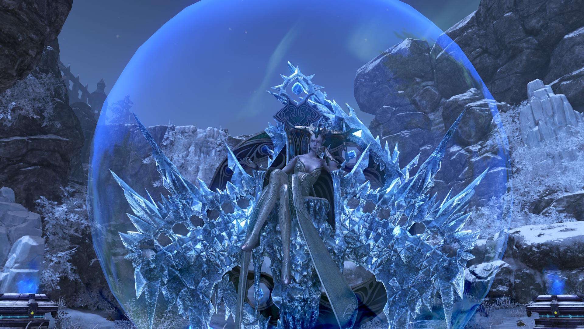 Cabal II Ice Queen