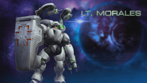 Heroes of the Storm – Lt. Morales Trailer thumbnail