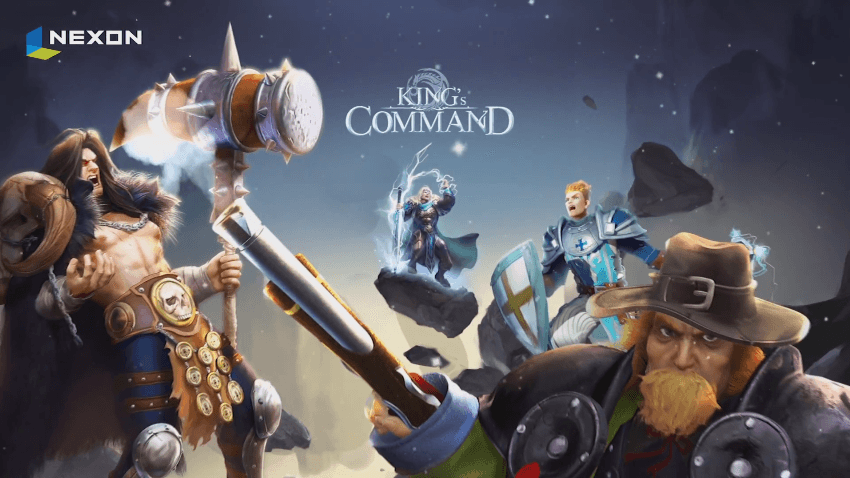 King's Command Gameplay Trailer thumbnail