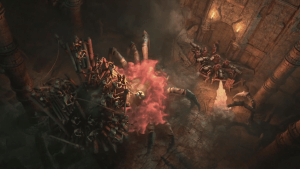 The Making of the Total War: WARHAMMER Announcement Trailer video thumbnail