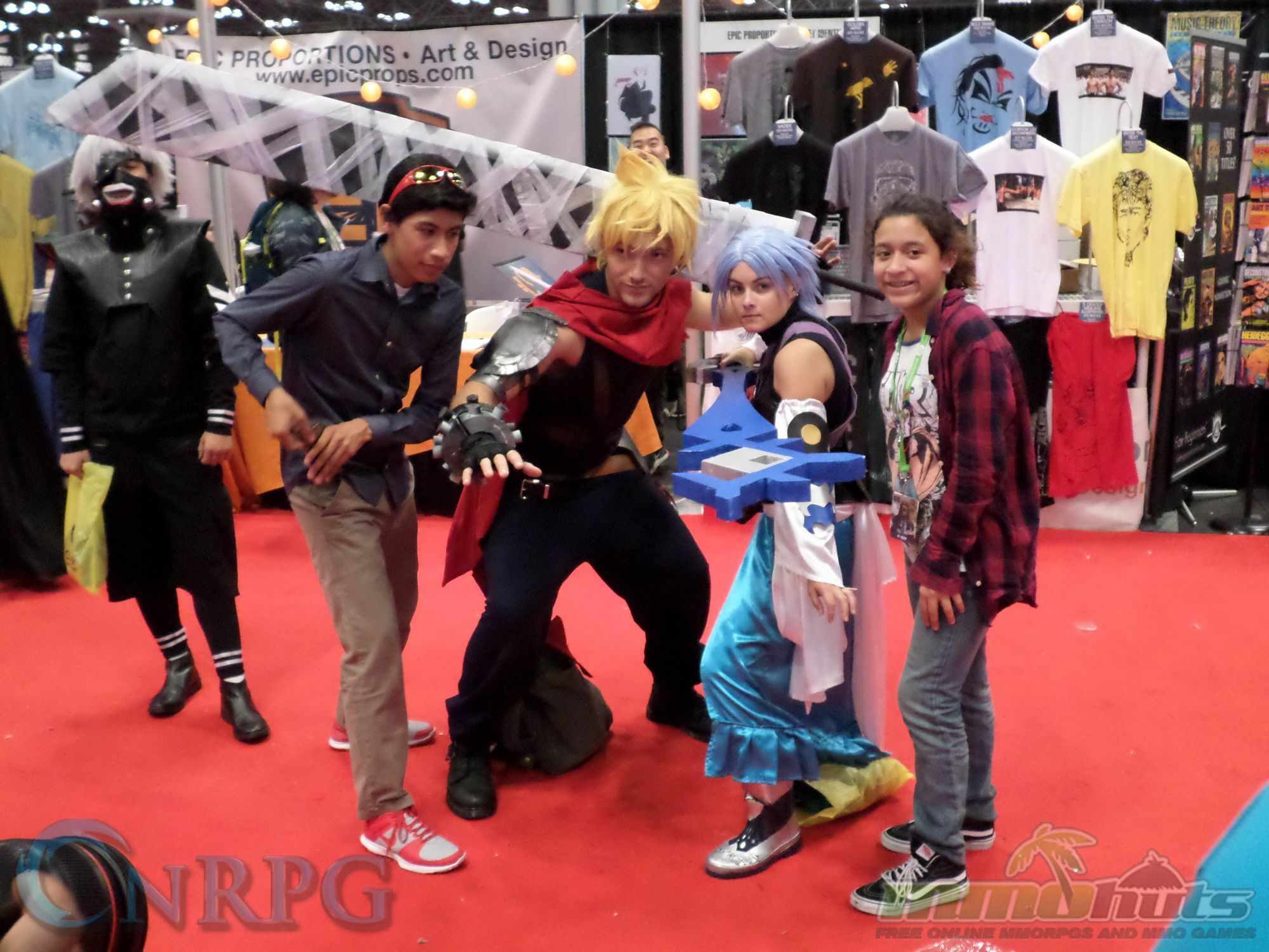 NYCC 2015 Day 4