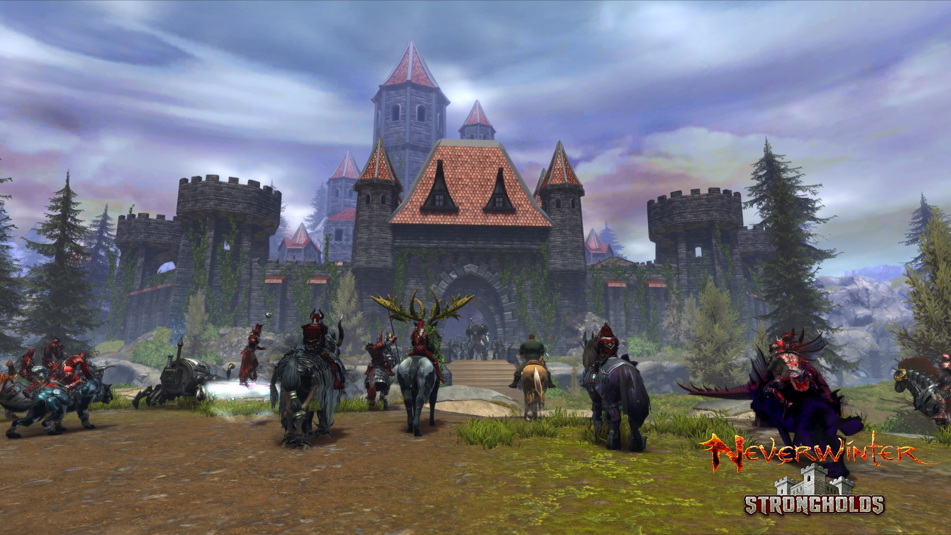 Neverwinter: Strongholds Coming to Xbox One Nov. 3 news header