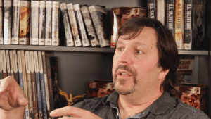 Neverwinter: Underdark R.A. Salvatore Interview video thumbnail