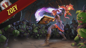 Orcs Must Die! Unchained: Zoey Hero Overview video thumbnail