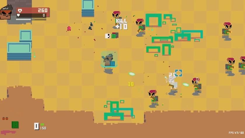 Relic Hunters Zero - Endless Mode video thumbnail