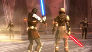 Star Wars: The Old Republic Knights of the Fallen Empire Escape Demo video thumbnail