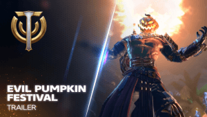 Skyforge - The Evil Pumpkin Festival video thumbnail