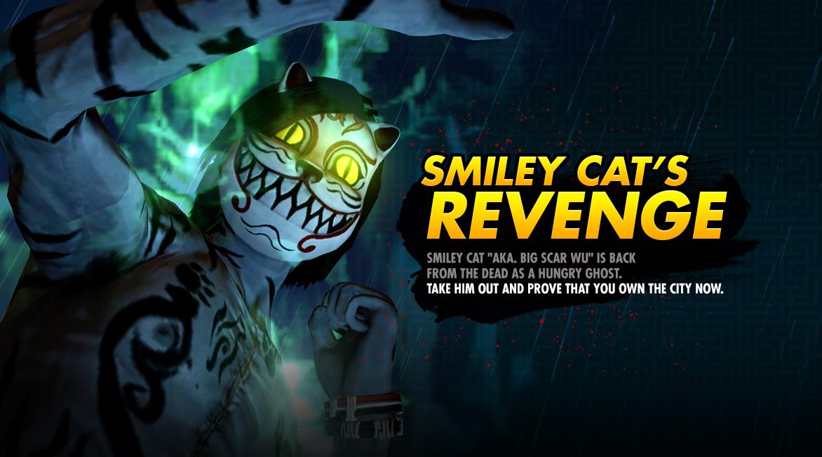 Triad Wars Smiley Cat Revenge