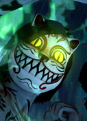 Triad Wars Smiley Cat
