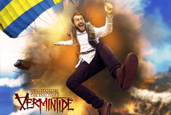 "Vermintide ""I DON'T WANNA JUMP!!!"" Special Edition Announced news header"