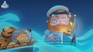 World of Warships Happy Halloween Video thumbnail