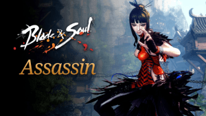 Blade & Soul Assassin Class Overview video thumbnail