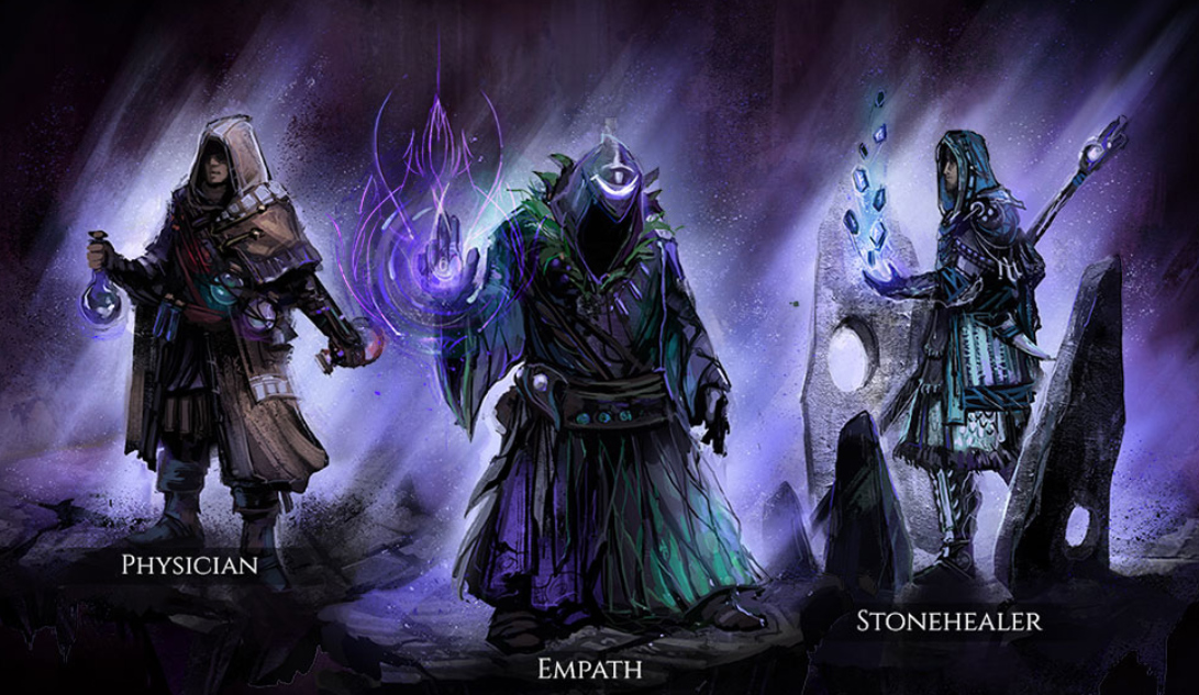 Camelot Unchained Pure Healers