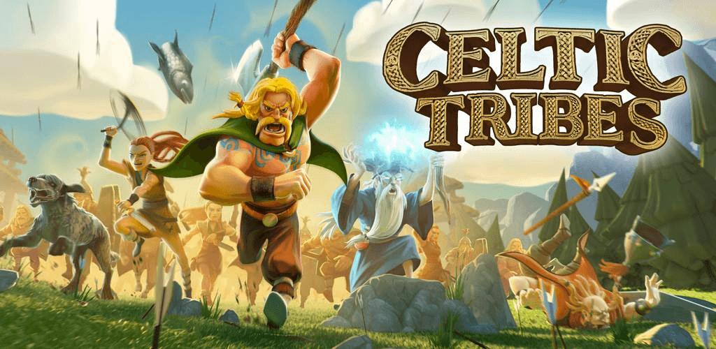 Celtic Tribes Gets Complete Redesign news header
