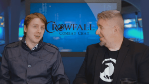 Crowfall Combat Chat VI: What's new in pre-alpha 1.1? video thumbnail