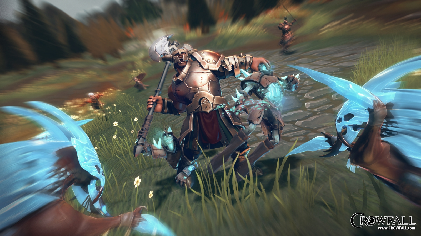 ArtCraft Entertainment Begins Next Phase of Crowfall Testing