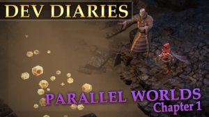 Drakensang Online Dev Diaries: Parallel Worlds Chapter 1 interview video thumbnail