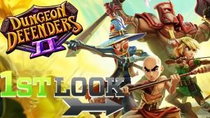 Dungeon Defenders II - First Look (Open Alpha)