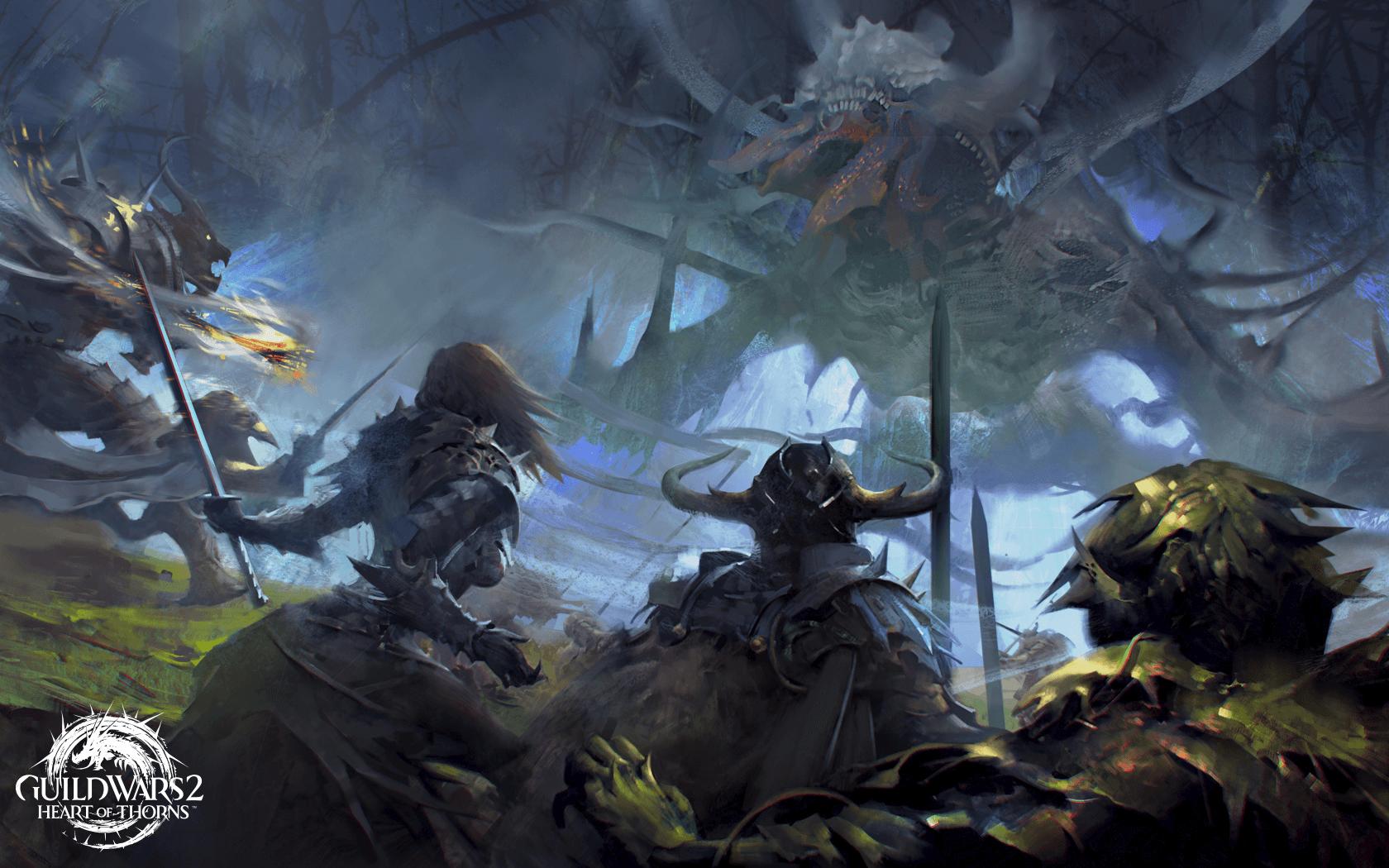 Guild Wars 2 Launches Spirit Vale Raid Wing news header