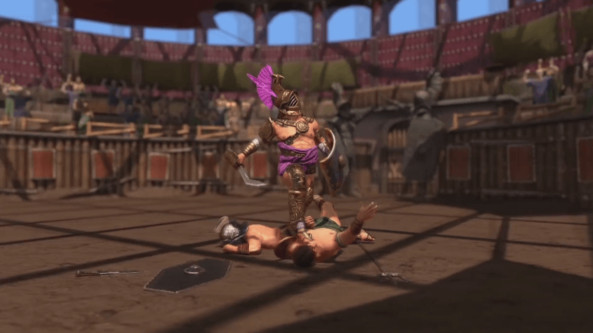 Gladiators Online Steam Launch Trailer thumbnail