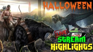 Ark: Fear Evolved Halloween Live Stream Highlights