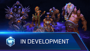 Heroes of the Storm: Cho'gall, Lunara, & Greymane Previews video thumbnail