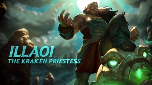 League of Legends Illaoi Champion Spotlight thumbnail