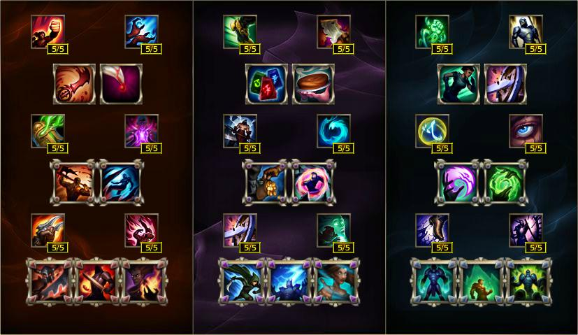 Hecarim Build Preseason
