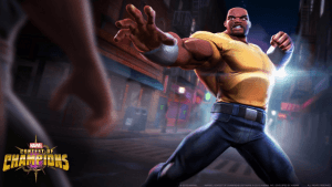 Marvel Contest of Champions Luke Cage Spotlight video thumbnail