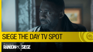 Rainbow Six Siege: Siege The Day TV Spot video thumbnail