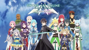 Sword Art Online: Lost Song - Your Adventure Awaits video thumbnail