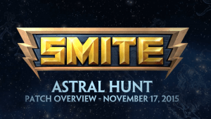 SMITE Astral Hunt Patch Overview video thumbnail