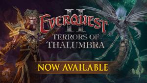 EverQuest II: Terrors of Thalumbra Trailer thumbnail